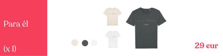 Camisetas hombre en 3 colores a escoger, calidad premium