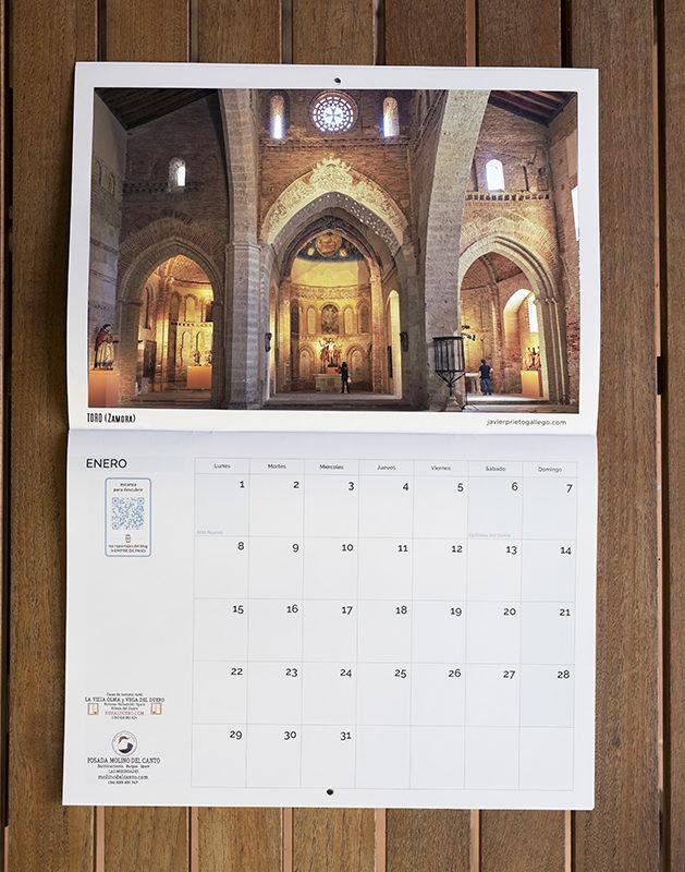 El calendario abierto