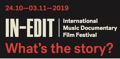 El Festival In-Edit, el más prestigioso festival español de documental musical.