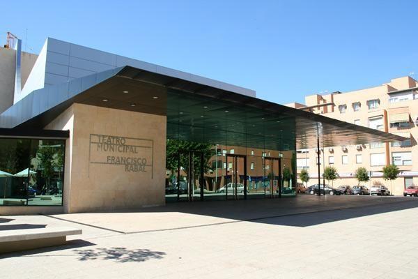 Teatro Francisco Rabal de Pinto