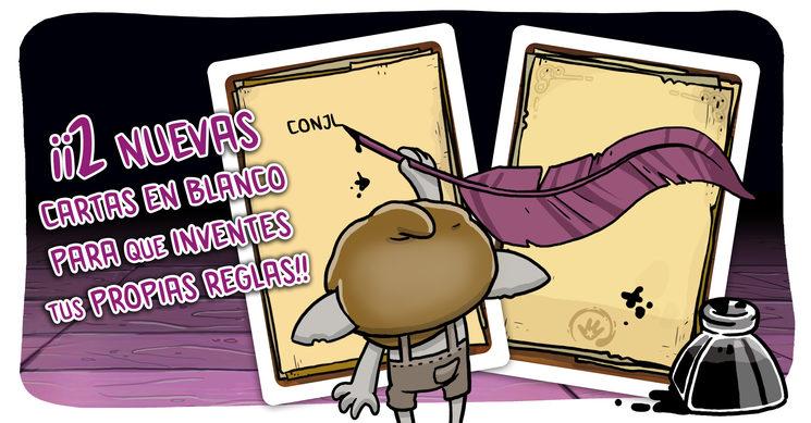 🔥 ¡¡SEXTO y SÉPTIMO OBJETIVO!! 🔥  ¡¡NUEVAS CARTAS!!