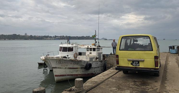Alfonso Sao Tomeko portuan