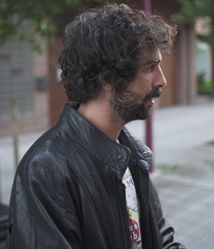 Lucas Ibarra interpreta a Kepa.