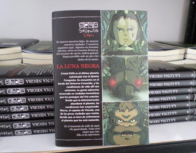 Ya tenemos el libro en la editorial!