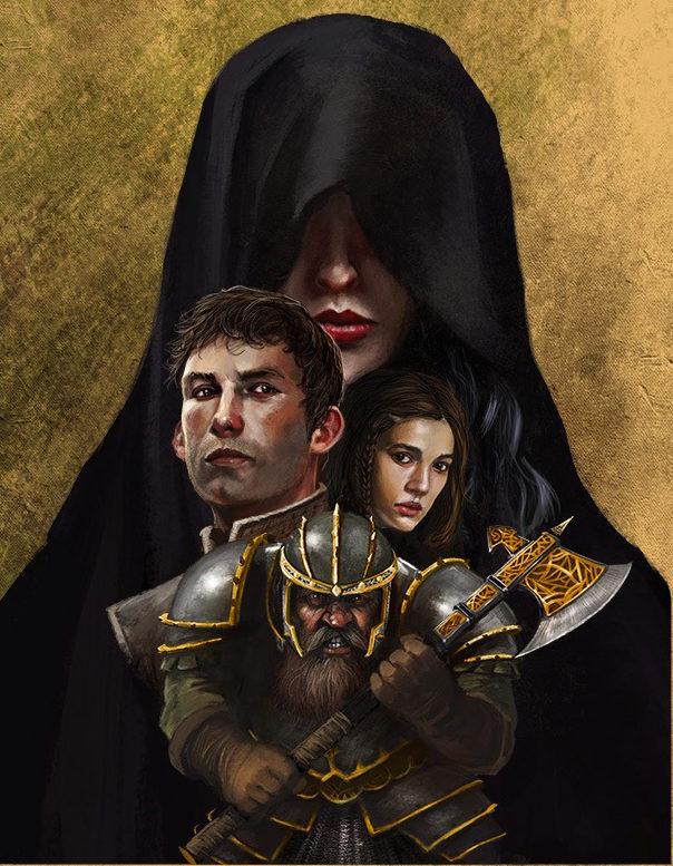 Ilustración de portada (por ROD)