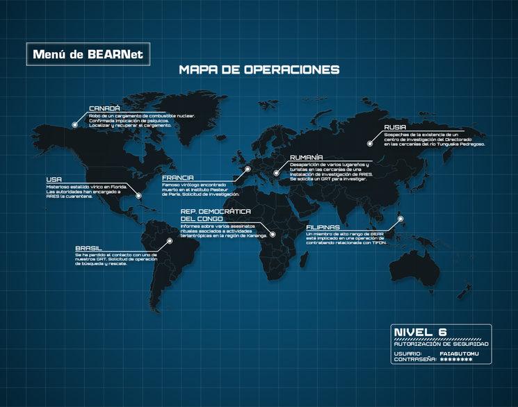 Las amenazas psíquicas crecen a lo largo del mundo...