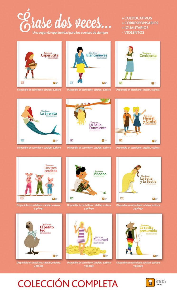 Los 12 cuentos de Érase dos veces