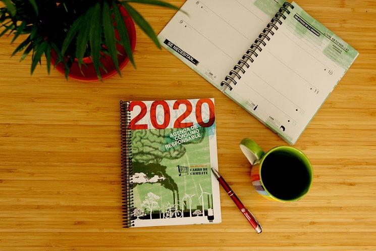 Consigue ya tu agenda de Consumo Responsable 2020