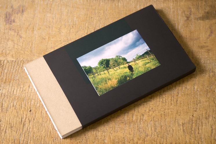 Libro artesanal Dolce Amaro