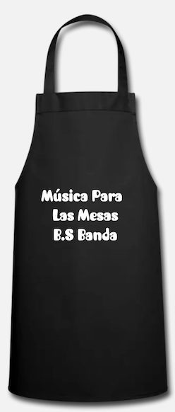 Delantal Beto Stocker Banda