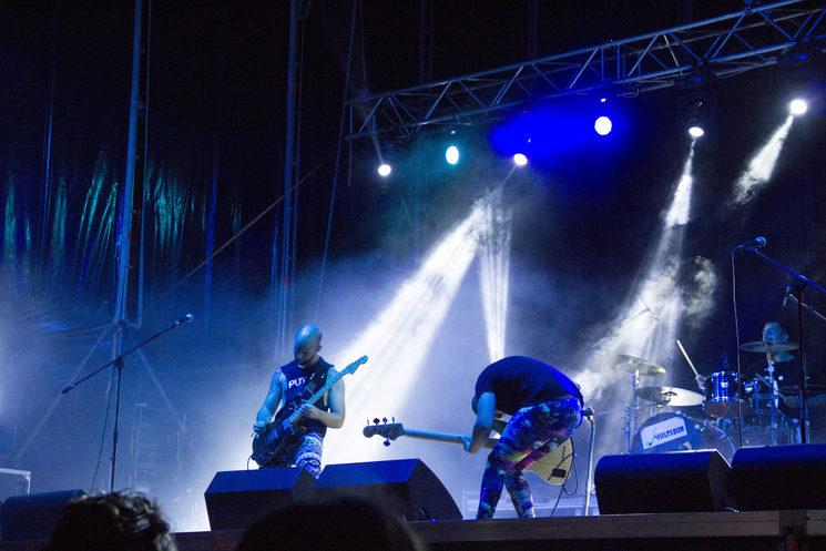 Concierto realizado en el OFF No sin Música 2018 (Cádiz)