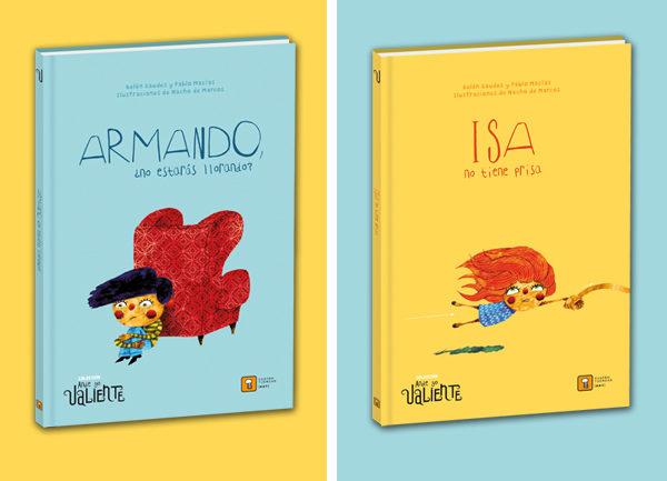 Armando e Isa... valientes!