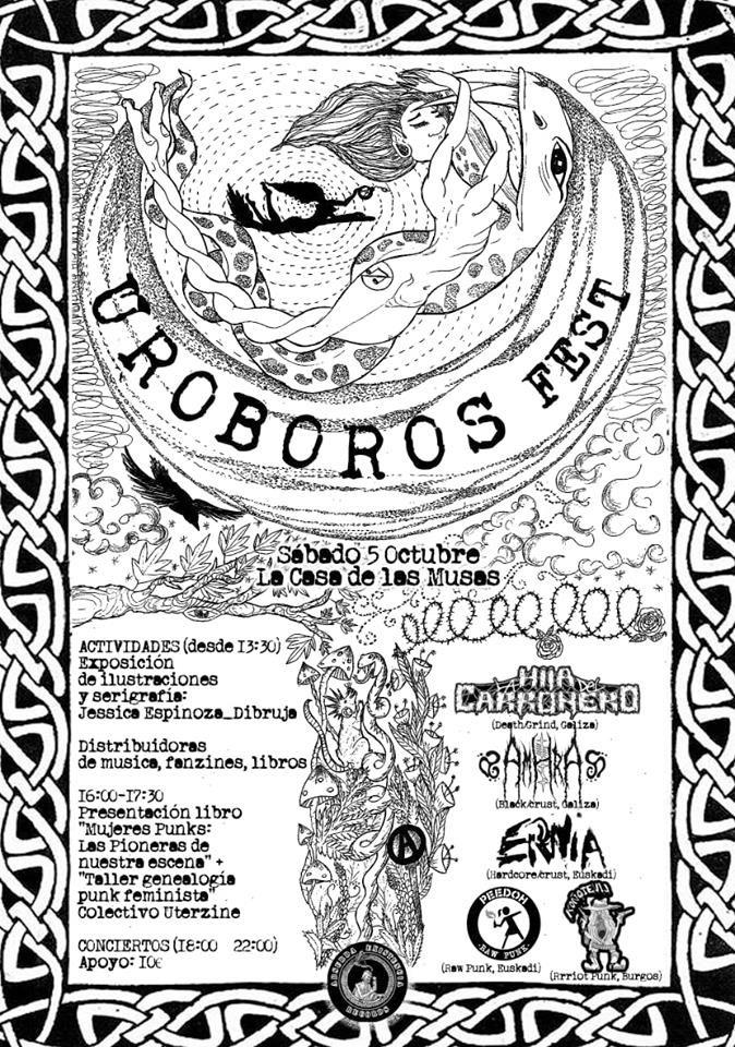 Aquí puedes ver el cartel completo del festival