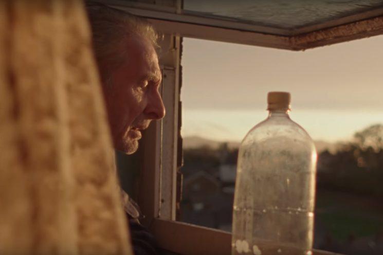"""Ray and liz"" dir. Richard Billingham 2018"
