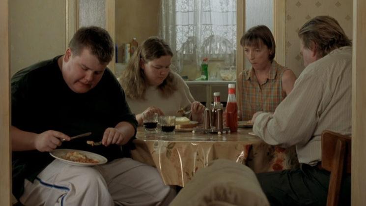 """""""Todo o Nada"""" dir. Mike Leigh (2002)"""