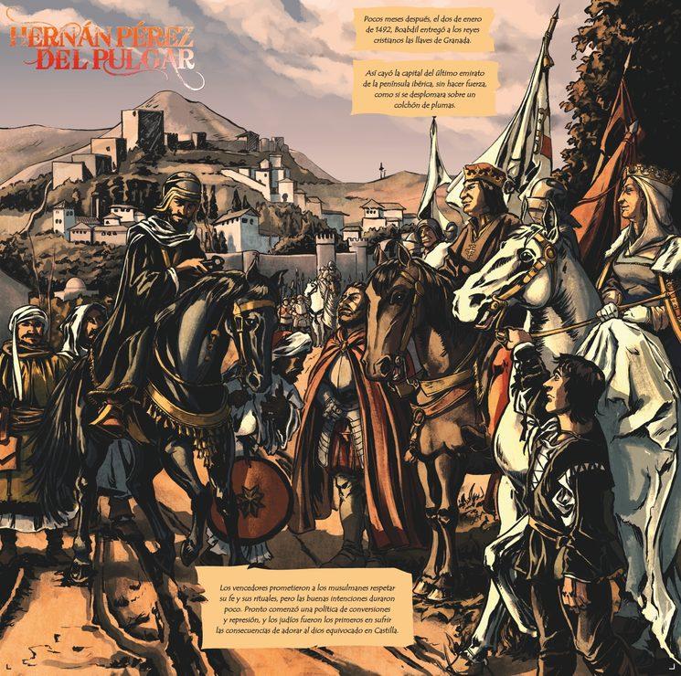 La rendición de Granada