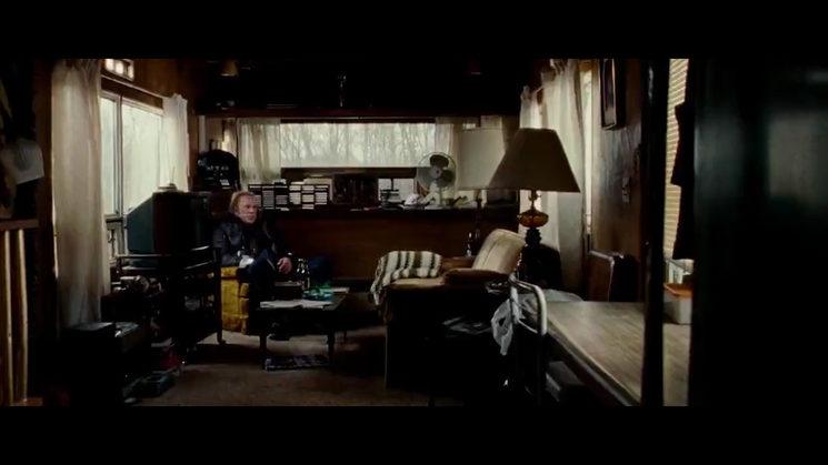"""""""El Luchador"""" dir. Darren Aronofsky (2008)"""