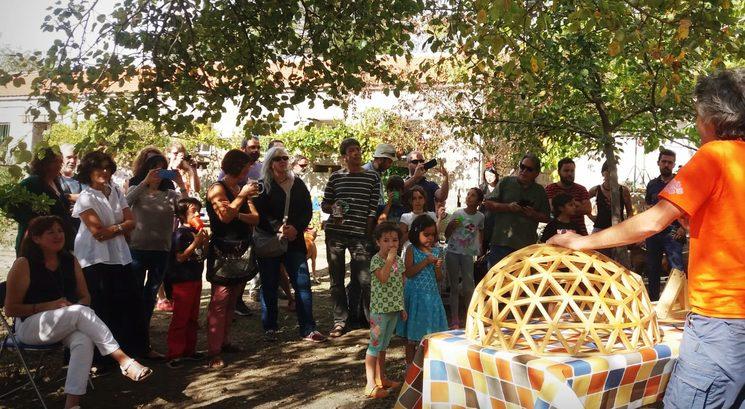 Evento de presentación del libro y entrega en mano de recompensas, el domingo pasado en Zarzalejo