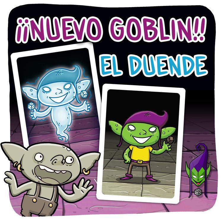 """💥  ¡¡EL DUENDE!! Un nuevo goblin + MACRO QUEDADA """"El Duende"""" 💥"""