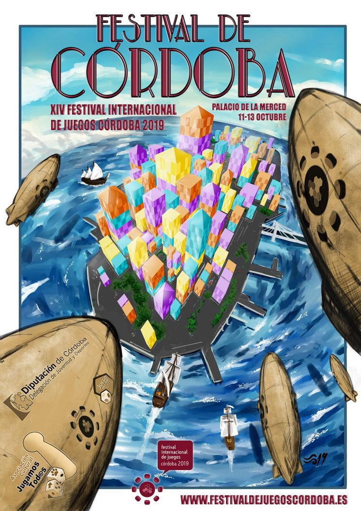 XIV Festival Internacional de Juegos Córdoba 2019