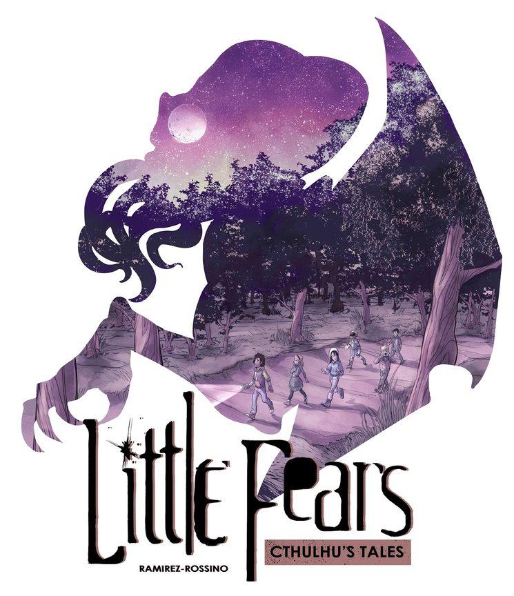 Os presento el mecenazgo del cómic de Little Fears