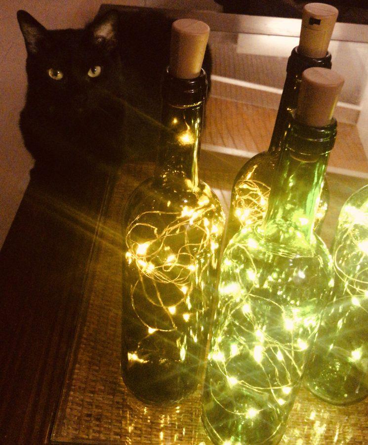 Lámparas de luz