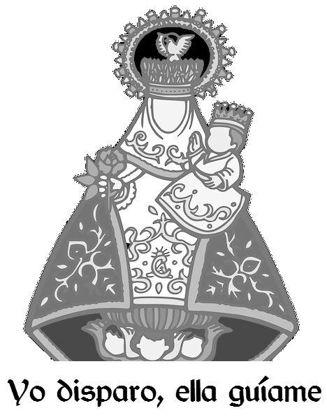 Uno de los tatuajes propios de los terroristas cristianos