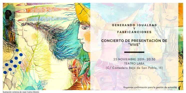 #VIVE el concierto
