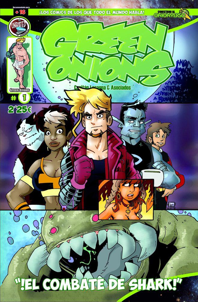 YA PUEDES LEER AQUÍ Green Onions (Nueva Serie) GRATIS #1