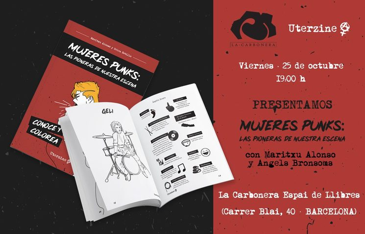 📕 Cartel La Carbonera 📕