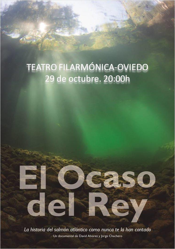 Estreno en Oviedo y Recompensas