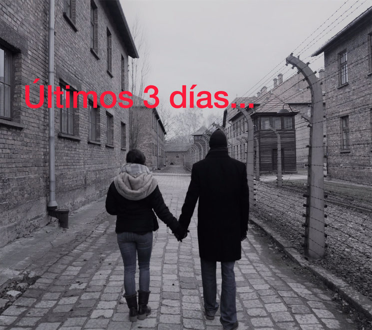Rocío & Jorge Auschwitz I