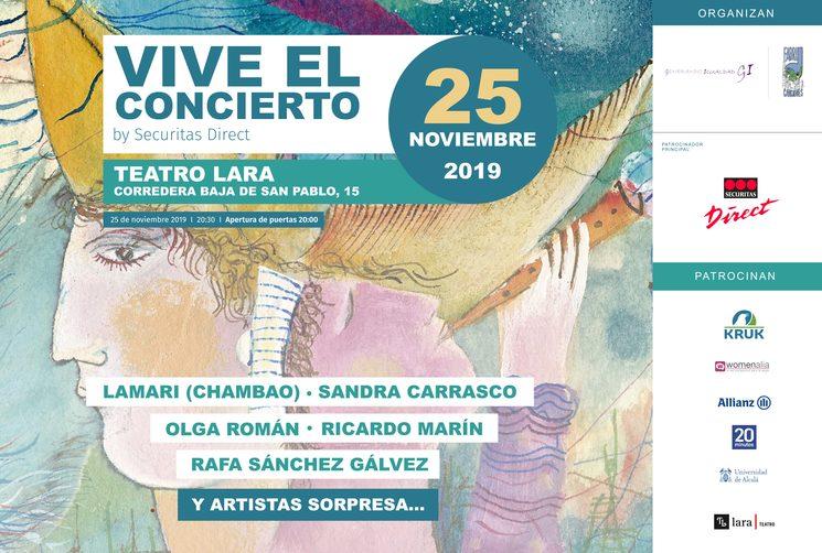 VIVE el concierto