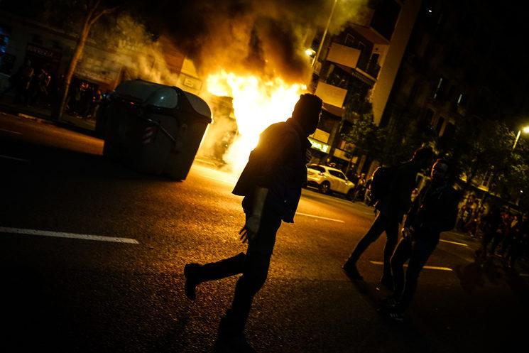 """""""La violència no és l"""