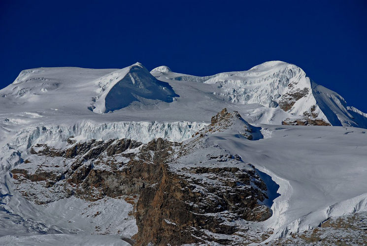 MERA PEAK, NEPAL. 6476m