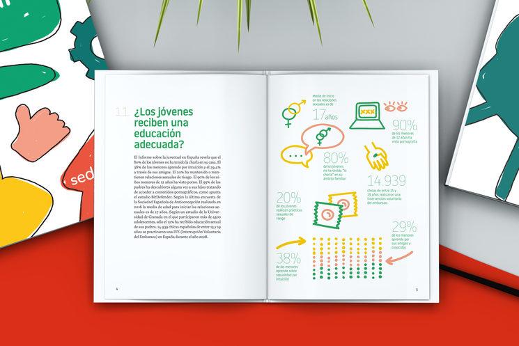 Manual idea incluido en el kit SEDUCA