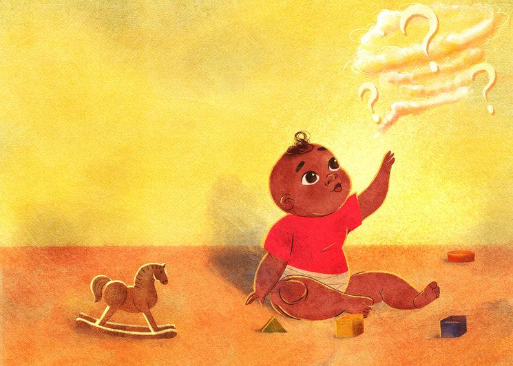 Ilustración de Lydia Mba
