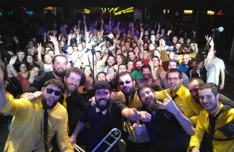Sala But con The Skatalites (21-11-2017)