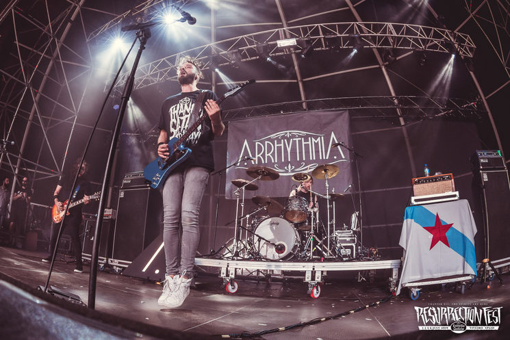 Arrhythmia no Resurrection Fest