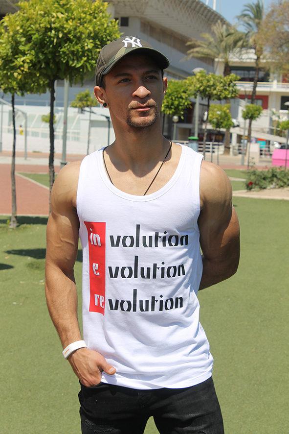 Eres la nueva revolución del cambio que está por llegar. ¡Revoluciónate!