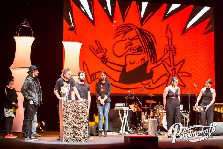 Arrhythmia, mellor banda metal Premios Martin Codax 2018