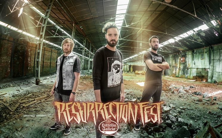 Arrhythmia gañadores Band Contest do Resurrection Fest