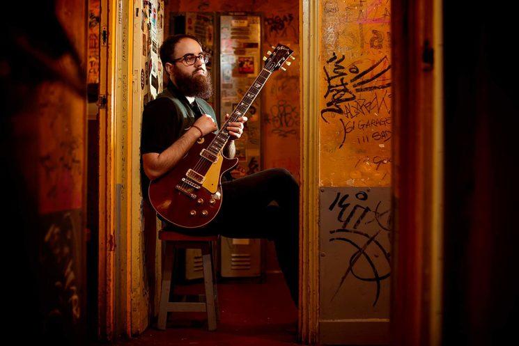 Moses Rubin for Gibson Spain (by Juan Pérez Fajardo)