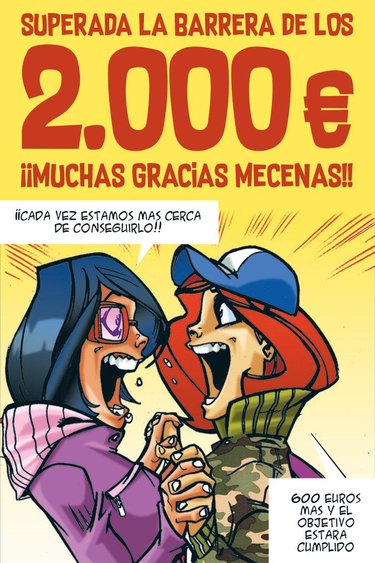 2000 y para arriba