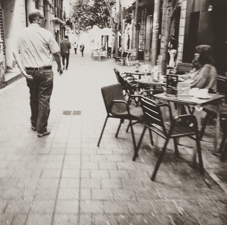 Street photo: carrer Casanova de Manresa
