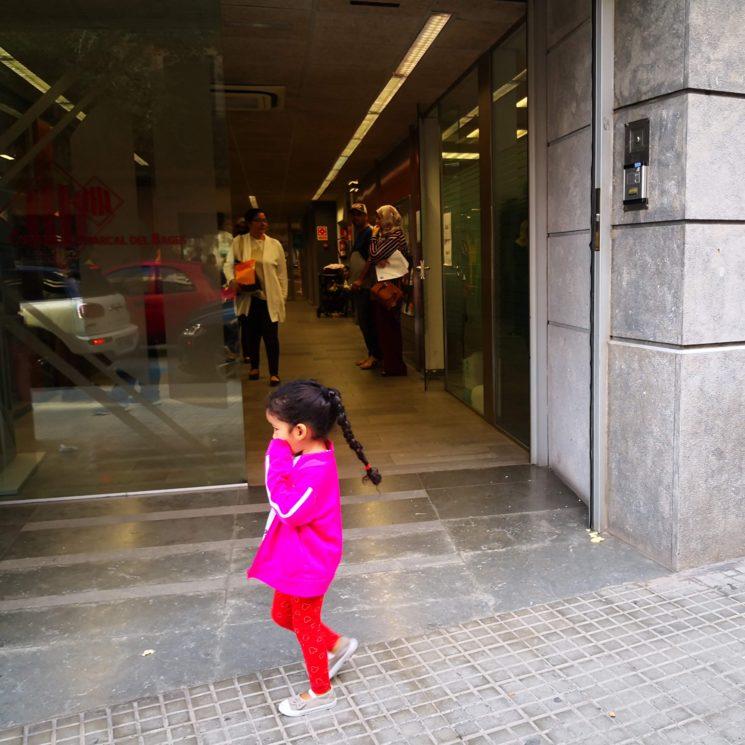 Street photo: seu del Consell Comarcal