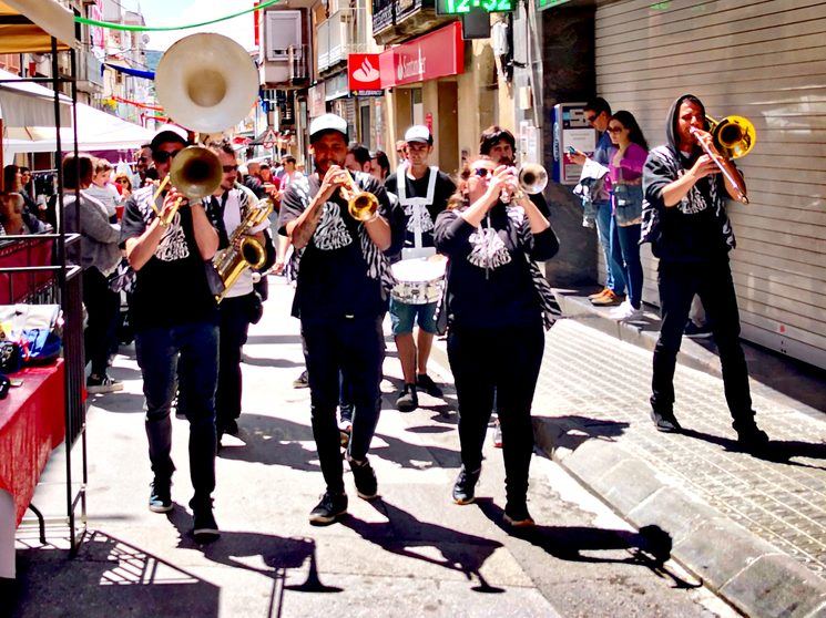 Street photo: Fira del Vapor de Sant Vicenç de Castellet