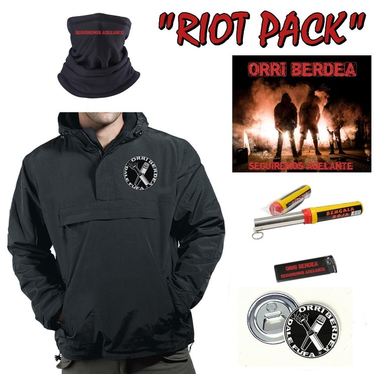 RIOT PACK 1