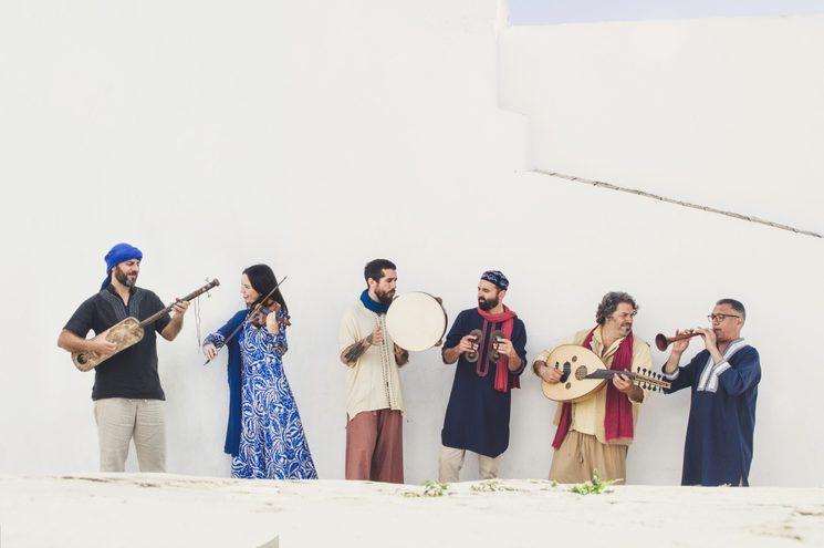 La Banda Morisca, por @AnaSolinís