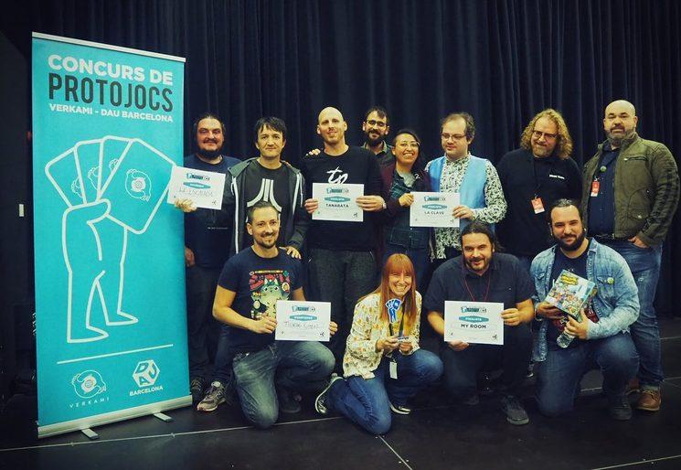 La familia de la 6ª edición, jurado, finalistas y ganadores
